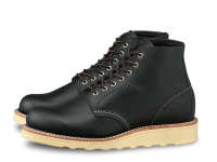 "Red Wing 3450 6"" Round Toe"