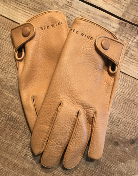 Red Wing 96239 Driver Glove - Unlined