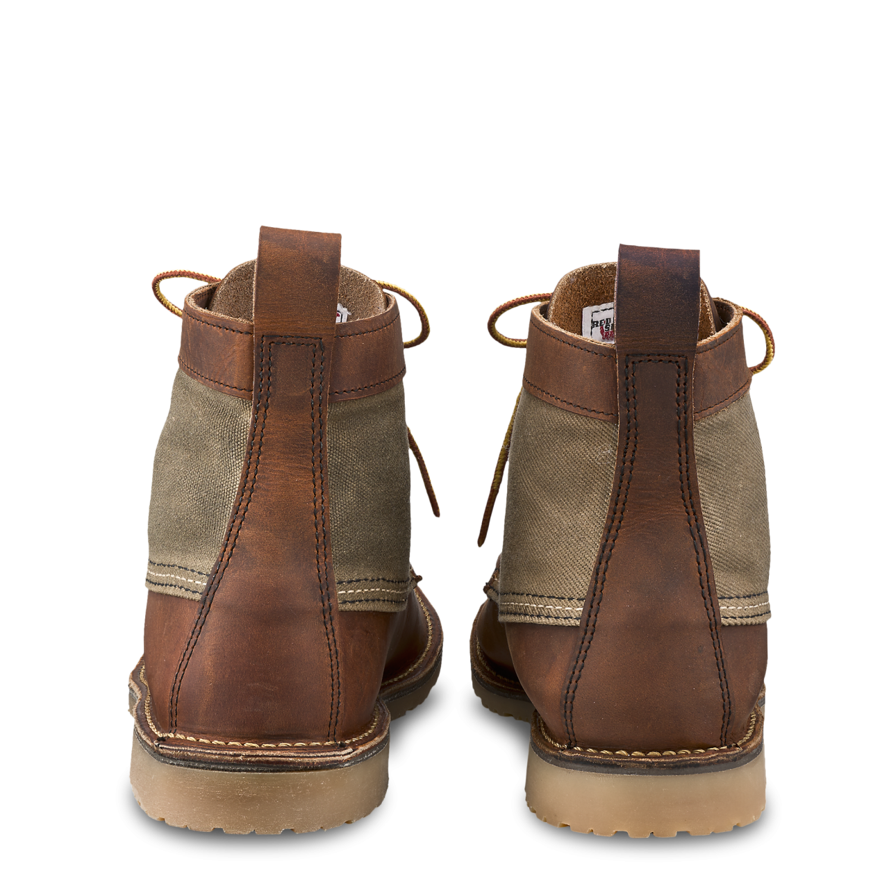 Red Wing 3335 Canvas Moc