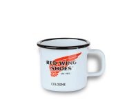 Red Wing Store Cologne Sammelbecher