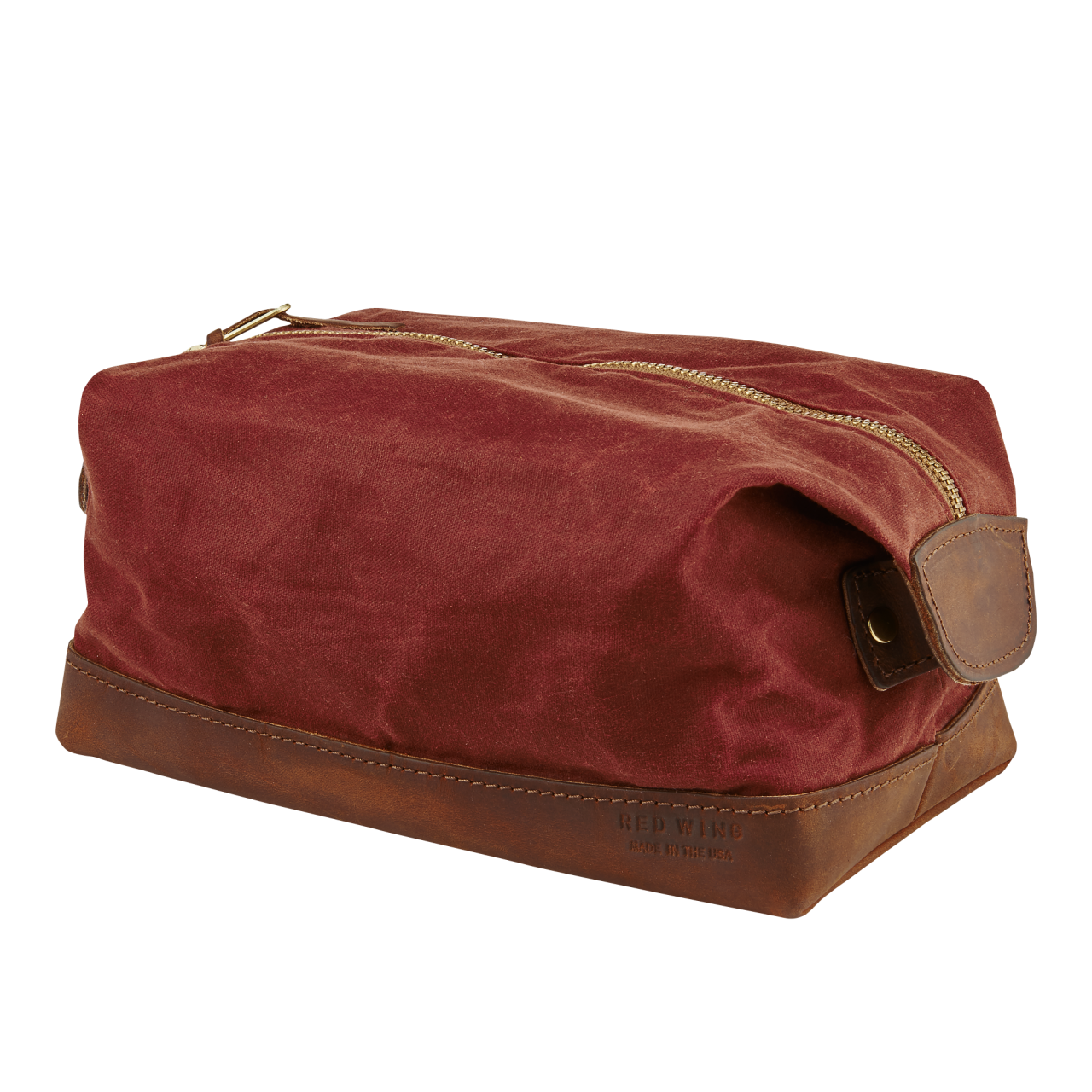 Red Wing 95149 Waxed Canvas Dopp Kit