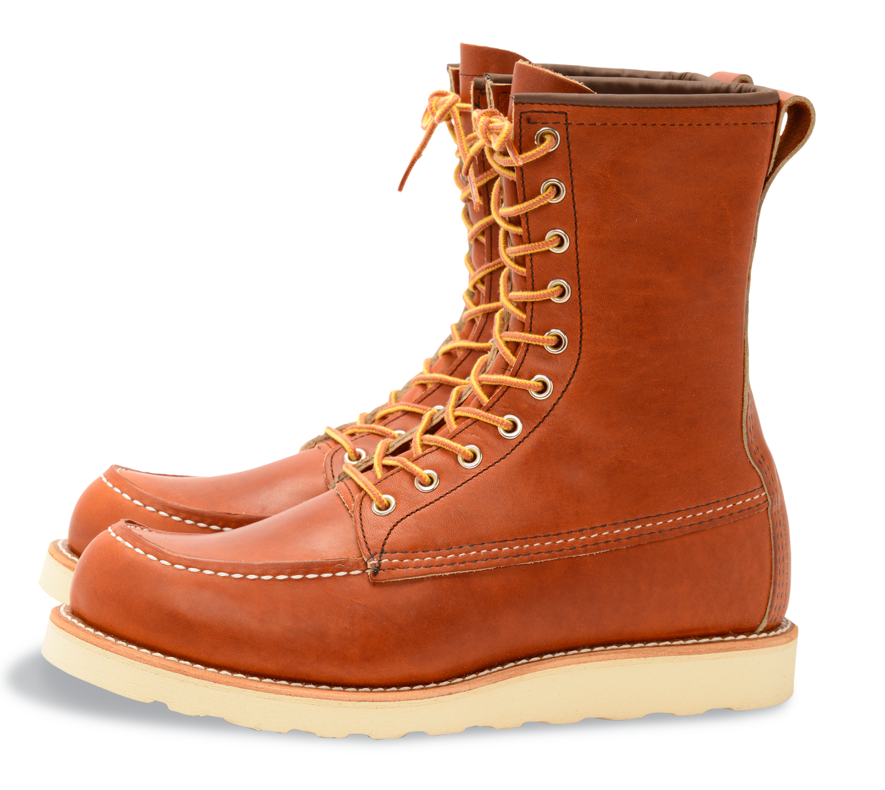 Red Wing 877 Moc Toe