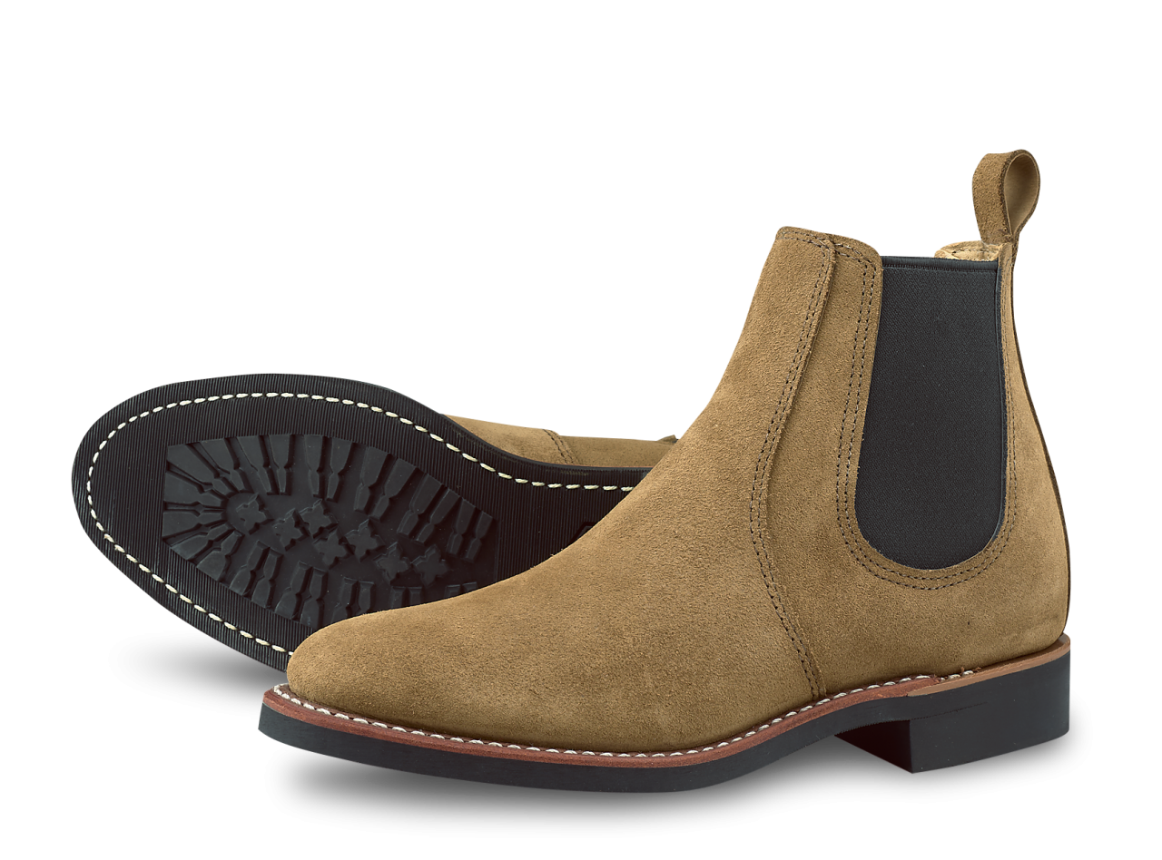 Red Wing 3457 Flat Chelsea