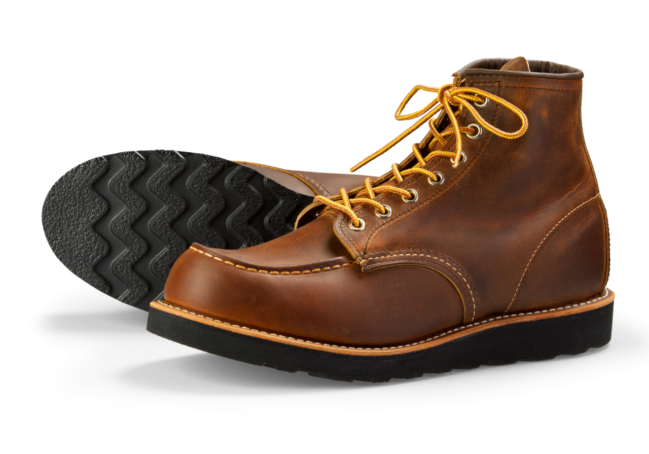 Red Wing 8886 Moc Toe