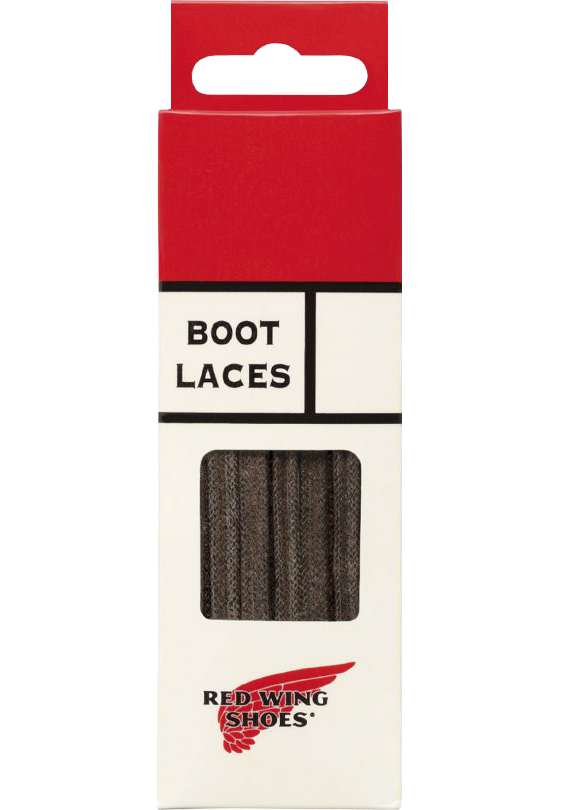 Red Wing 97192 Flat Waxed Lace 36-inch