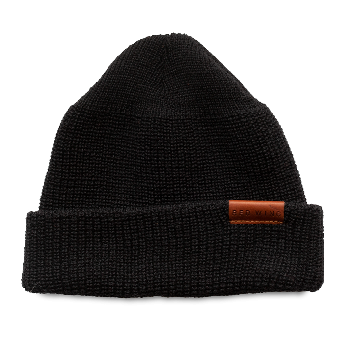 Red Wing 97492 Beanie - Black