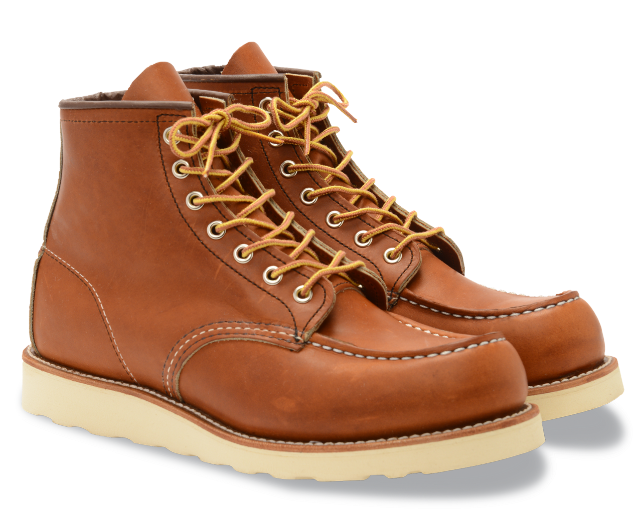 Red Wing 875 Moc Toe