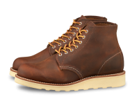 "Red Wing 3451 6"" Round Toe"