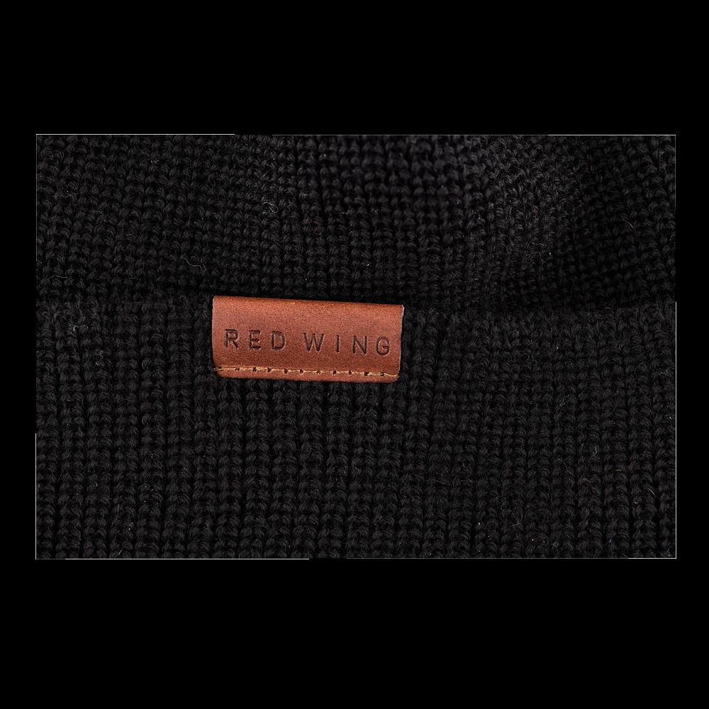 Red Wing 97492 Merino Beanie - Black