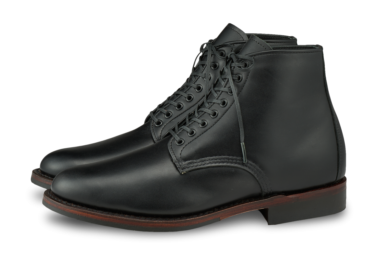 Red Wing 9436 Williston Round Toe