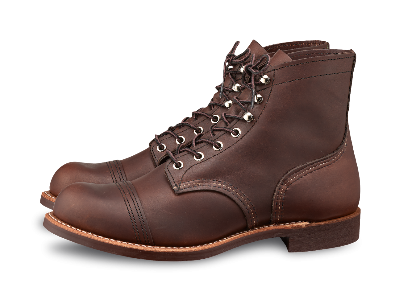 Red Wing 8111 D Iron Ranger