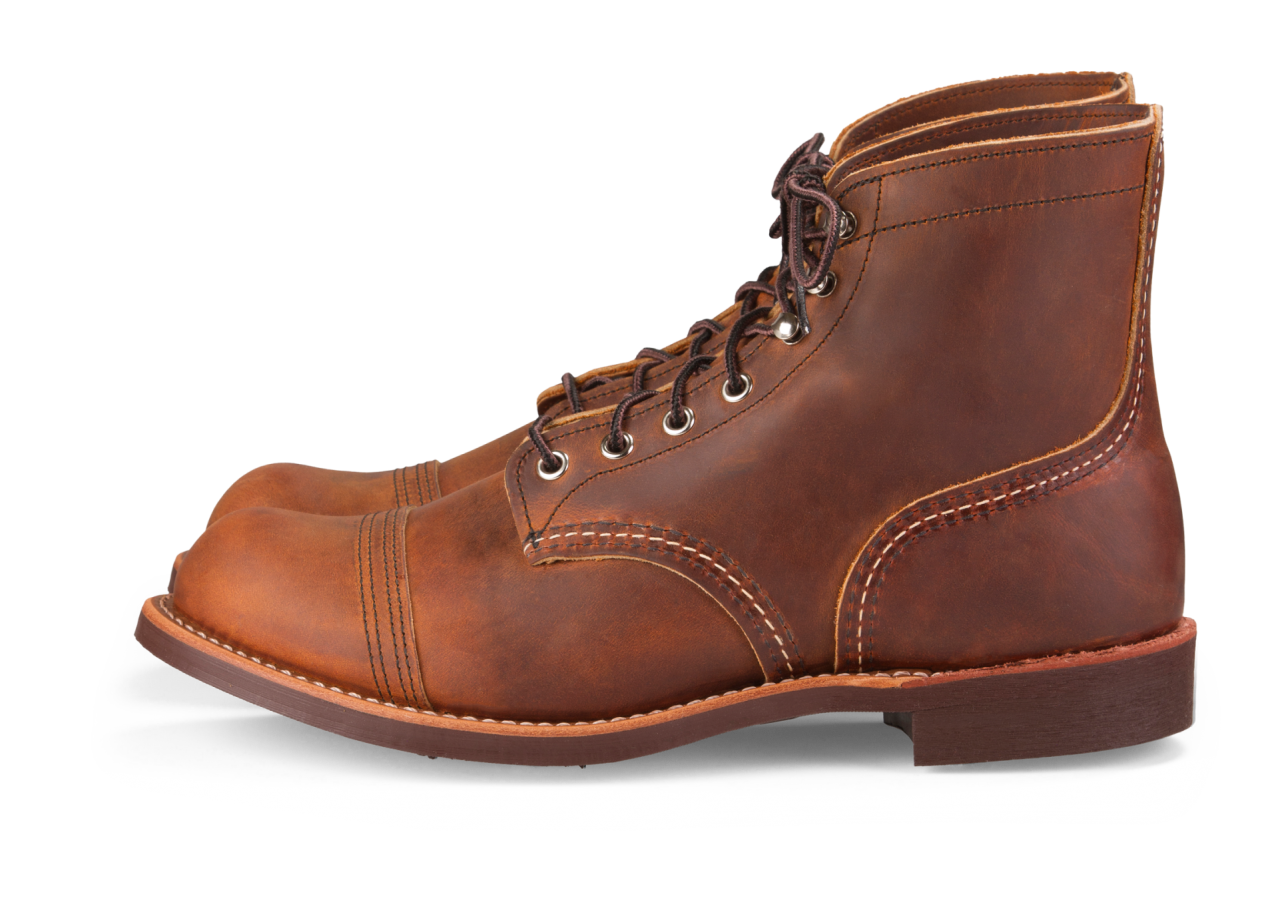 Red Wing 8085 Iron Ranger