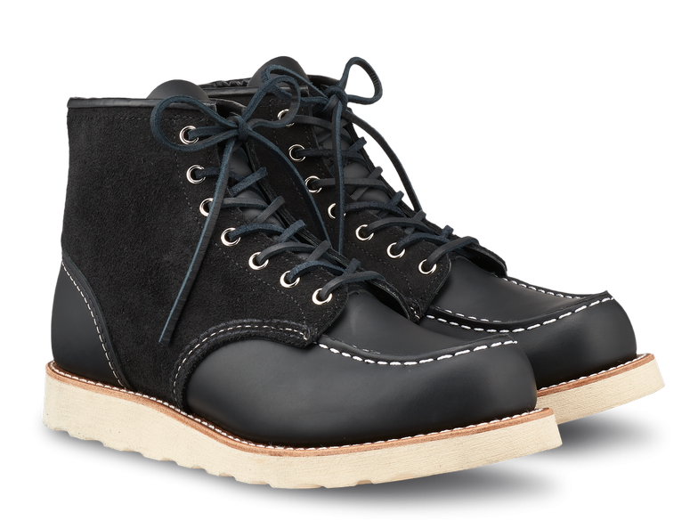Red Wing 8818 Moc Toe - Limited