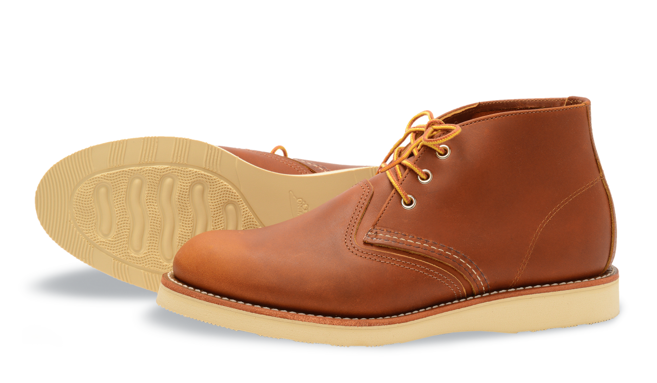 Red Wing 3140 Work Chukka