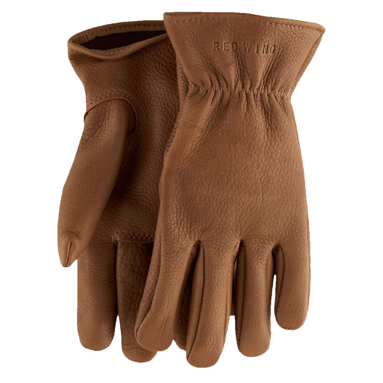 Red Wing 95234 Glove - Buckskin Unlined