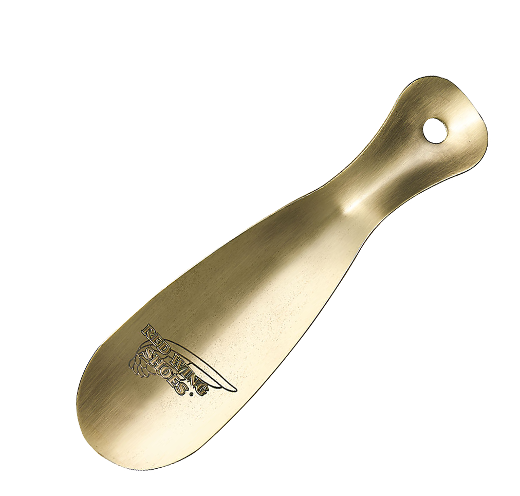 Red Wing 95187 Brass Boot Horn