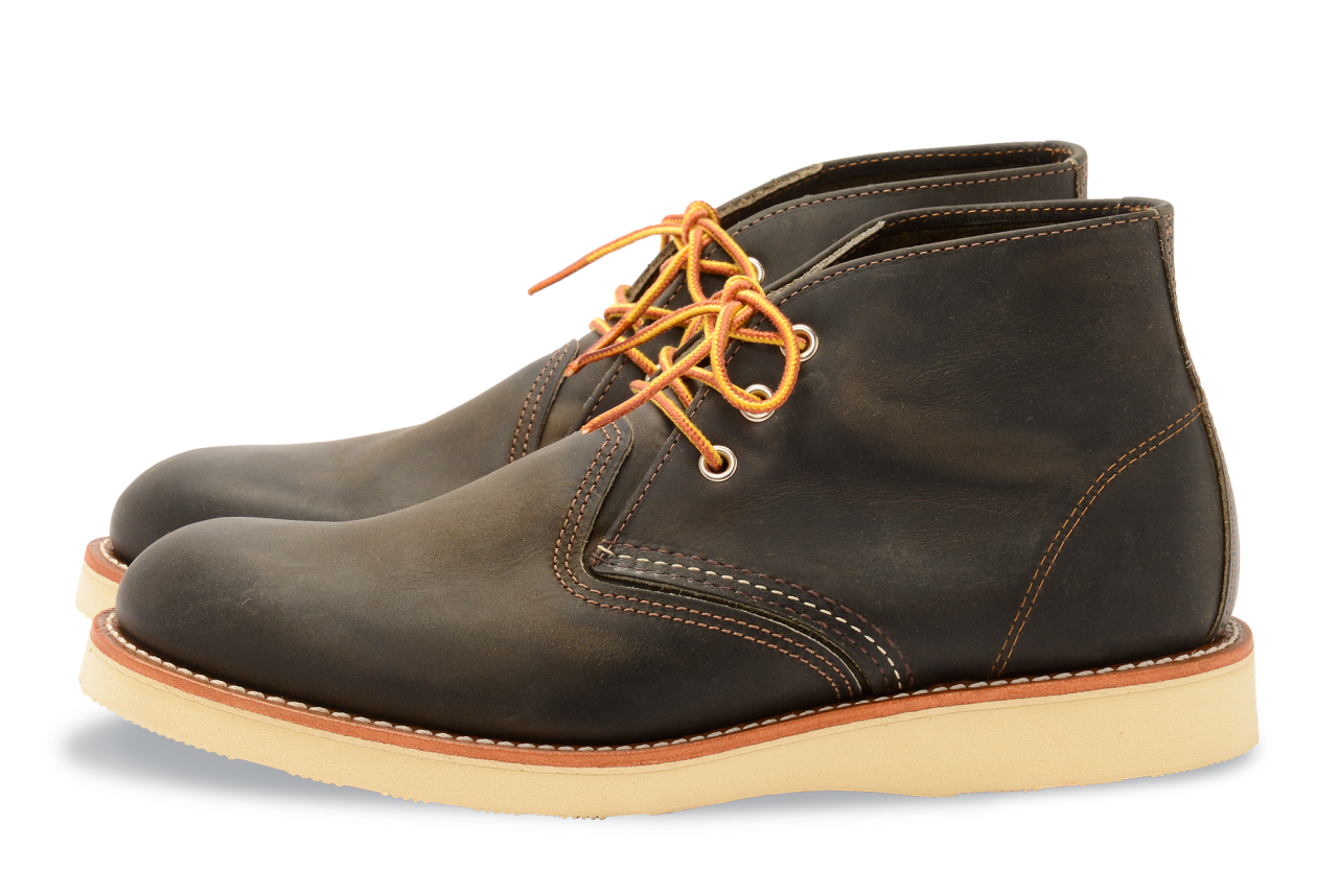 Red Wing 3150 Work Chukka