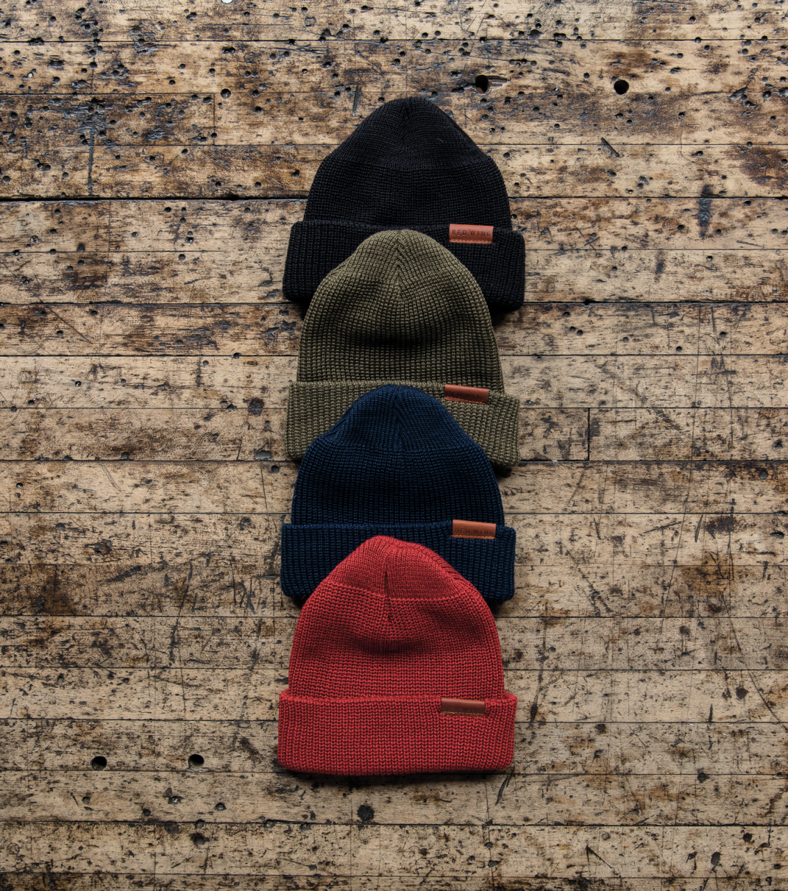 Red Wing 97491 Beanie - Olive