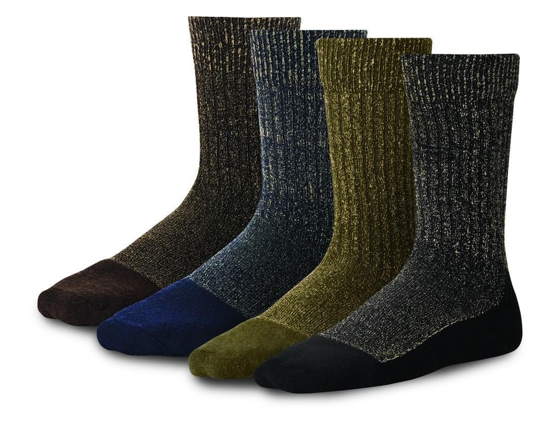 Red Wing 97174 Deep Toe-Capped Wool Socke